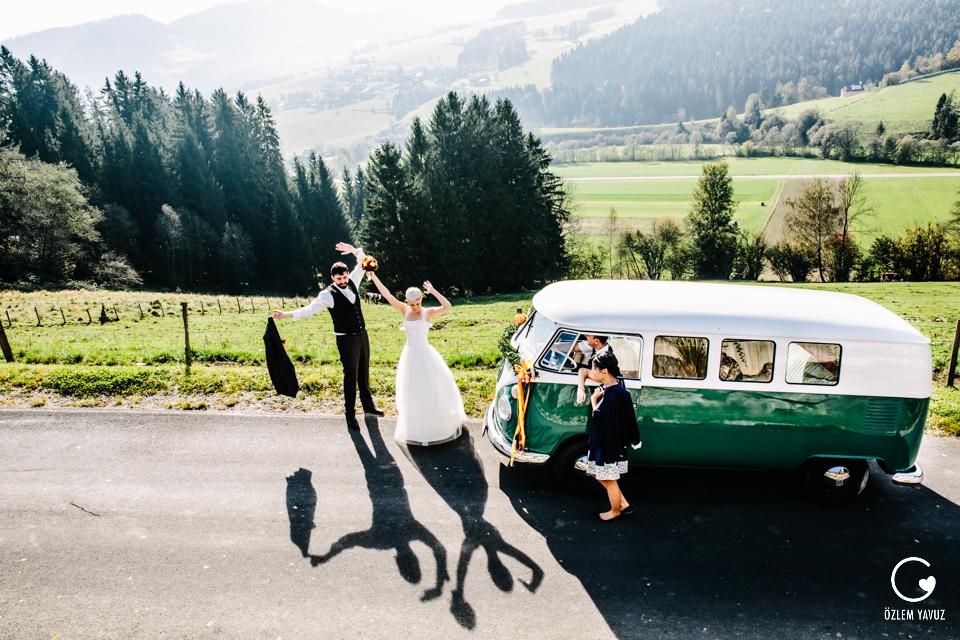 Hochzeit, Teichalm, Latschenhütte, Passail