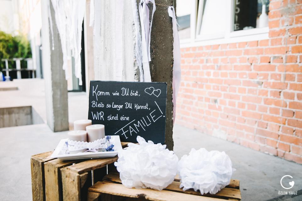 Hochzeit Werkcafe Ludwigsburg